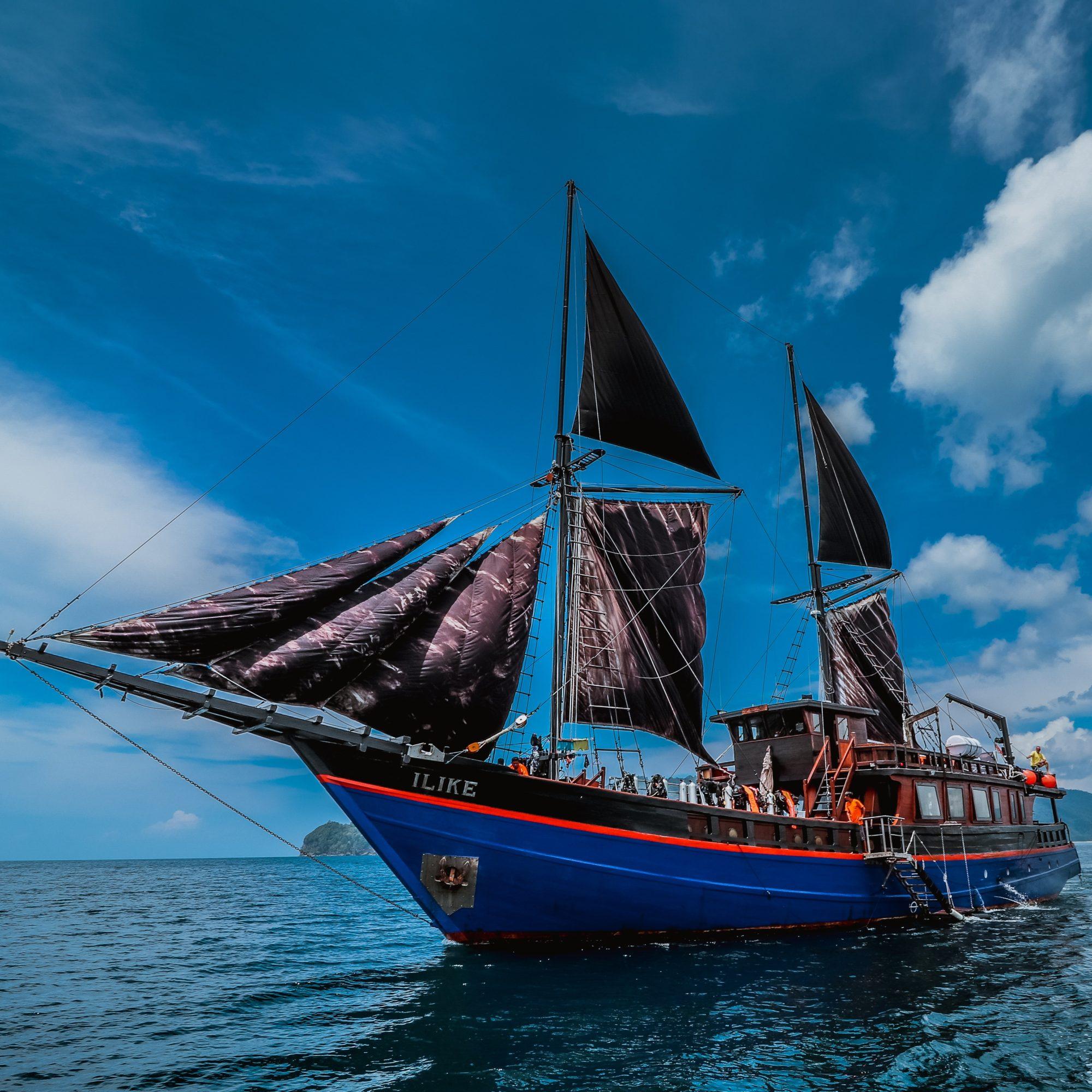 Ilike liveaboard to Kaimana - Ilike boat
