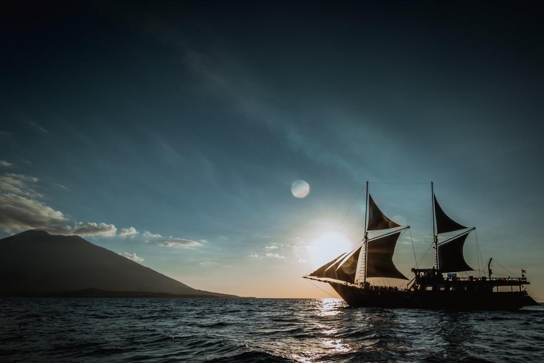 Ilike Liveaboard expedition through East Indonesia: Amazing