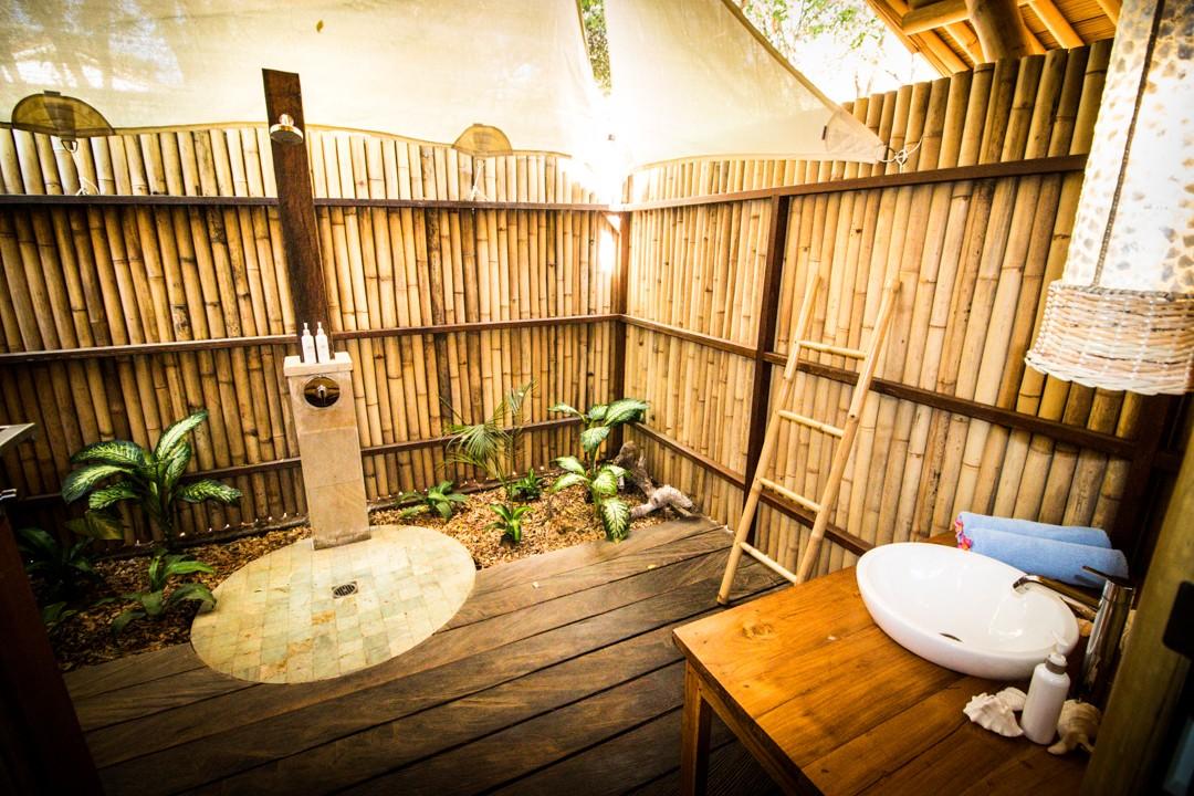 The Seraya hotel bathroom