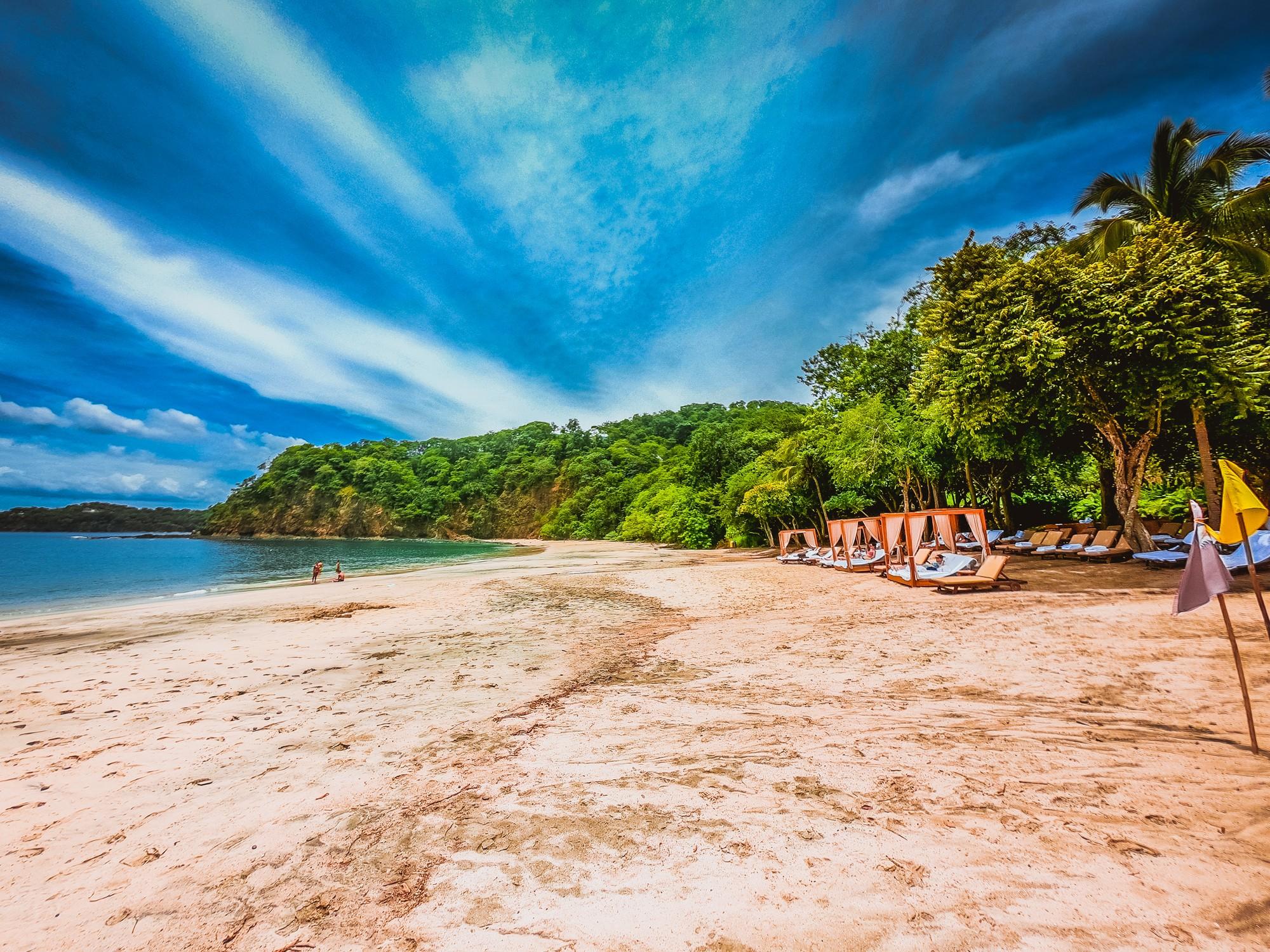 Four Seasons Costa Rica kayak tour
