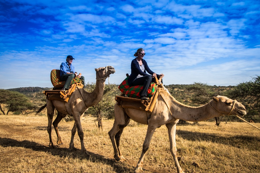 Ol Malo lodge review kenya camel tour