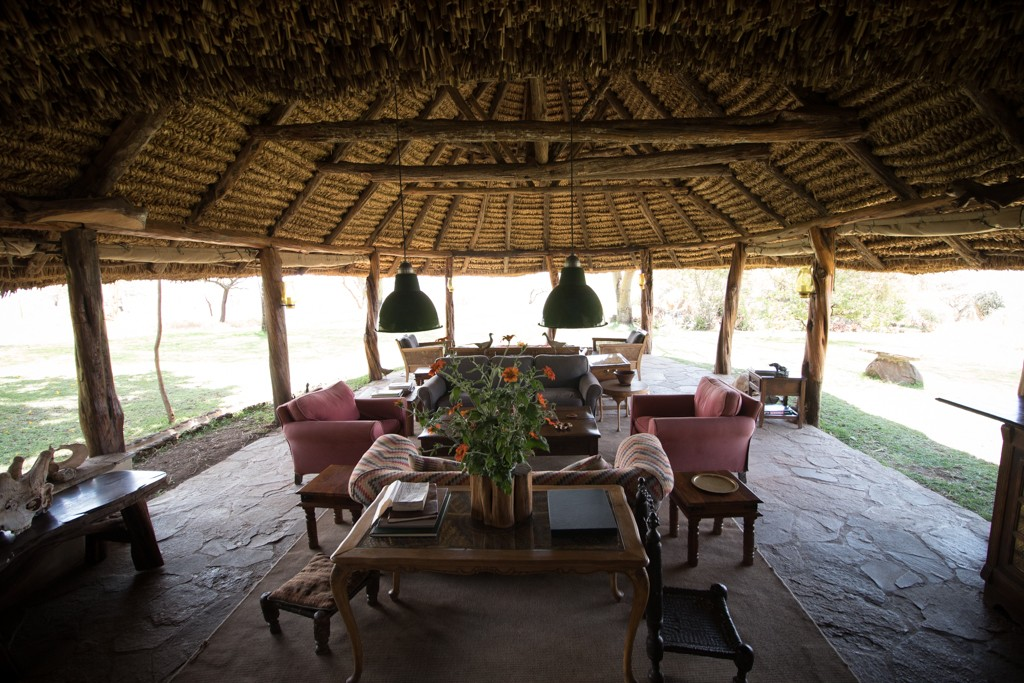 Lewa house review dinning room