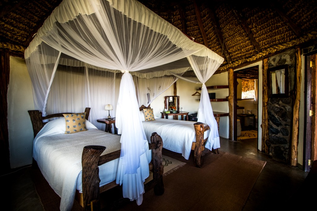 Lewa house review familly villa bedroom