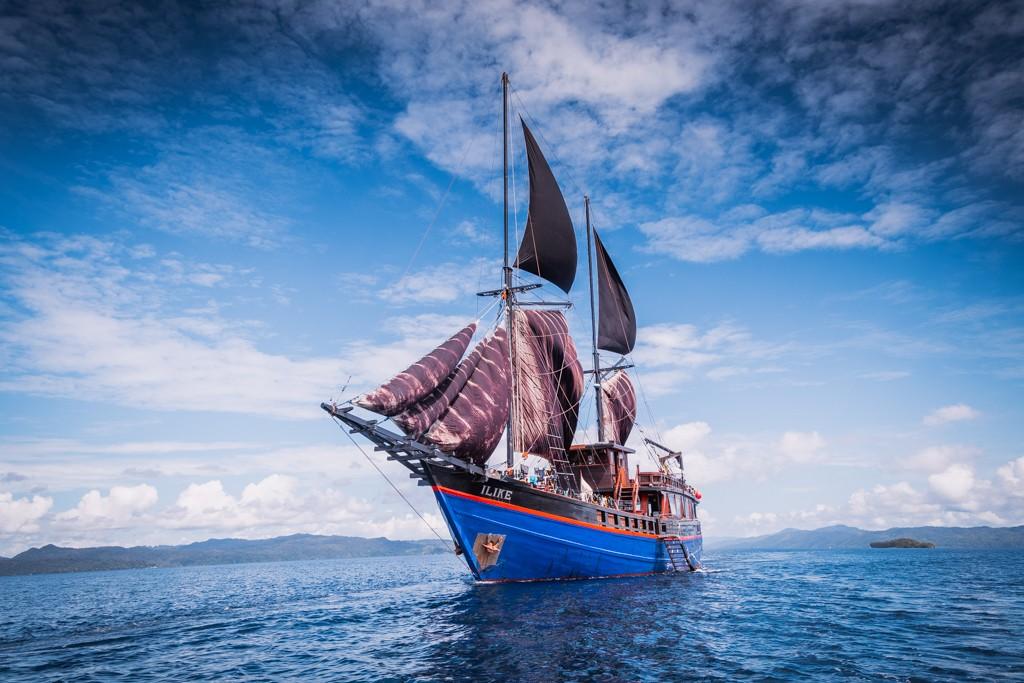 Ilike live-aboard