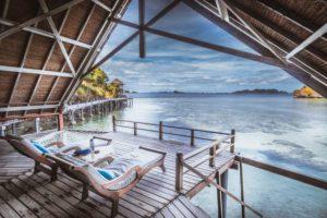 Misool Eco resort review bungalow 3