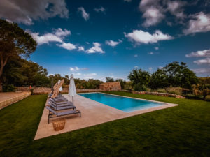 The Body Camp mallorca review pool