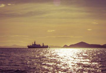 Discovery Palawan explorer: sunset in palawan